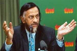 Fighting change: Teri director-general RK Pachauri says the recent attacks on him are all part of a strategy by corporations to demolish the science of climate change and thereby continue to earn huge
