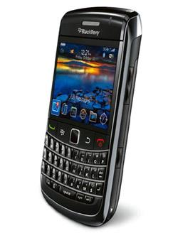 Sexed-up: The BlackBerry Bold 2 gets the style quotient right.