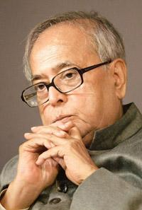 Forward-looking: Pranab Mukherjee says he wants to synchronize the introduction of the direct tax code and the goods and services tax.Ramesh Pathania/Mint