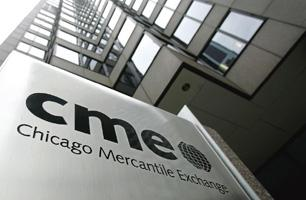 Derivatives trade: The Chicago Mercantile Exchange will get to launch US dollar-denominated S&P CNX Nifty Index futures contracts. Tim Boyle / Bloomberg