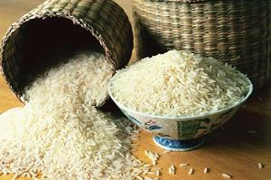 White gold: Rice isn't just food, it's a source of celebration and prosperity.