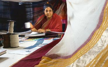 Sari story: During her research and travel across the country, Chishti found that the sari belongs to a region rather than a social strata. Priyanka Parashar / Mint