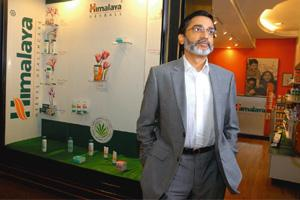 Cost hurdle: Himalaya Drug Co. chief executive Ravi Prasad estimates the price of cultivated medicinal plants to be as high as five times that of those collected from the wild.