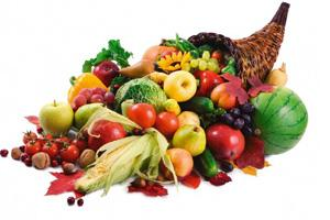 Hail 5: Have at least five helpings of fruits and veggies daily.