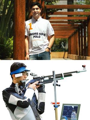 Resetting the focus: Bindra is preparing to defend his 10m air rifle title at the World Championship in Munich in July. Manoj Patil/Hindustan Times