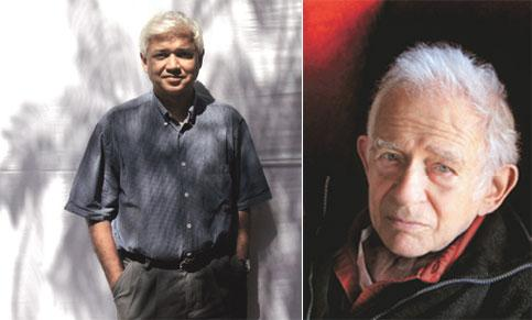 Double roles: The Calcutta Chromosome by Ghosh (left) and Tough Guys Don't Dance by Mailer are great mystery novels. Santosh Harhare / Hindustan Times and Random House / Bloomberg