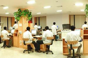 High valuation: (above) The Thyrocare laboratory in Navi Mumbai; and its promoter and CEO A. Velumani.