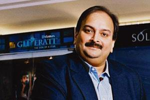 Saving costs: Gitanjali Gems chairman and managing director Mehul Choksi says the firm keeps its inventory low by procuring precious stones, gold coins and other items on customer orders.