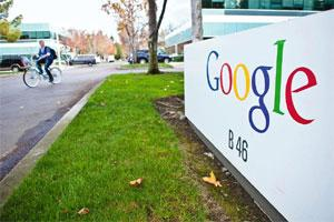 Nosedived: Google's headquarters in Mountain View, California. Google shares, which doubled last year, have dropped 8.6% in 2010, the sixth biggest decline among the 75 technology stocks in the S&