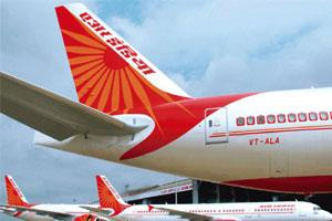 Tough call: Air India's total interest costs in FY10 stood at Rs2,400 cr. PTI