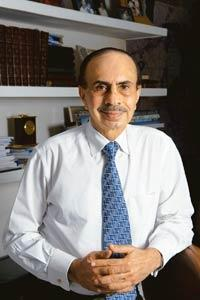 Focused approach: Adi Godrej, chairman of Godrej Group. Abhijit Bhatlekar/Mint