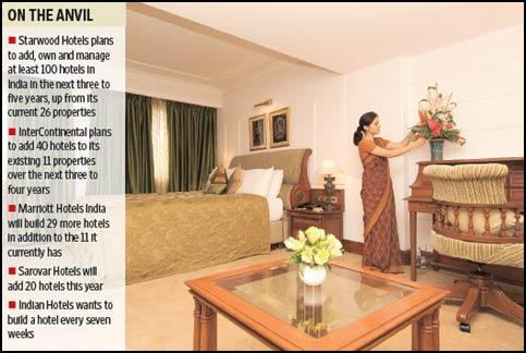 Gaining confidence: A deluxe room in Ashok Hotel, New Delhi. Photo by Ramesh Pathania/Mint