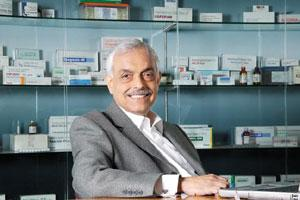 Generics offer: Cipla joint managing director Amar Lulla.