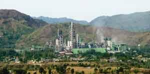 Report card: An ACC cement plant in Barmana, Himachal Pradesh. The company said sales in the January-March period fell due to despatch constraints owing to non-availability of railway wagons. Ramesh P