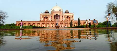 The emperor's memory: Humayun's Tomb in Delhi is a Unesco World Heritage site. Ramesh Pathania/Mint