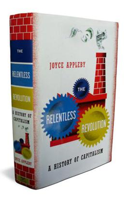 The Relentless Revolution:Norton, 494 pages,$29.95 (around Rs1,335).