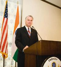 Advanced talks: US ambassador to India Timothy J. Roemer. Harikrishna Katragadda/Mint.