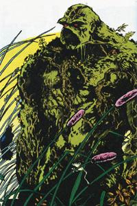 Seminal: A Swamp Thing character.