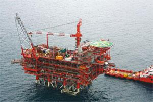 Production boost: RIL may start production from new areas in the KG-D6 block by 2014, increasing the field's peak output.