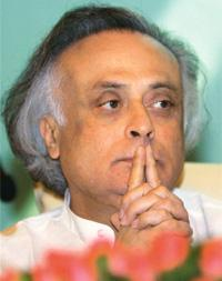 Guilty: Ramesh's words weren't scripted. Vijay Kumar Joshi / PTI