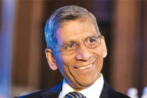 Seeking transparency: L&T chief financial officer Y.M. Deosthalee. Abhijit Bhatlekar / Mint