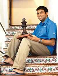 Rooted: Viswanathan Anand. PTI