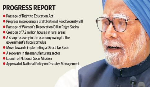 Image result for Highlights Of UPA Achievements in 10 Years