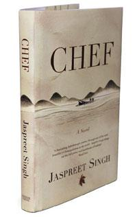 Chef: Penguin/Viking, 248 pages, Rs450.