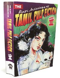 The Blaft Anthology of Tamil Pulp Fiction 2: Blaft, 522 pages, Rs495.