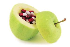 Diet extras: Sometimes natural nutrition needs a little pharmaceutical aid.