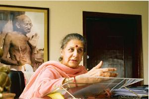 Clearing the air: I&B minister Ambika Soni says the Press Council of India has been given the responsibility to look into the issue of paid news content, which she says is a matter of great concer