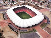 Open field: The Nelson Mandela Bay Stadium. Photo: South Africa Tourism