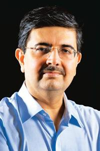 War chest: Kotak Mahindra Bank MD, vice-chairman Uday Kotak. Abhijit Bhatlekar / Mint