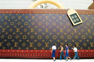A Louis Vuitton bag may soon be a must-have in India too.