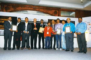 Mass communication: Winners of the mBillionth South Asia Awards. Pradeep Gaur / Mint