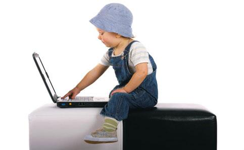 Get a life: If you are hooked to the computer 24x7, chances are your child will be too.