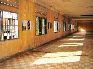 Haunted memories: Cambodia's Tuol Sleng facility is a museum to the victims of Khmer Rouge's brutalities . Bjørn Christian Tørrissen/Wikimedia