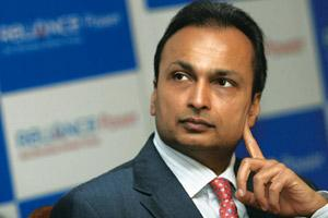 No-show: R-Adag chief Anil Ambani and four other group executives didn't appear for hearings called by the capital market regulator. Pankaj Nangia / Bloomberg