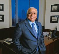 Prime focus: American Insurance Group country head Sunil Mehta