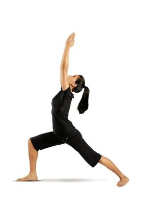 Virabhadrasana: Take care of multiple problems with this one asana. Abhijit Bhatlekar/Mint