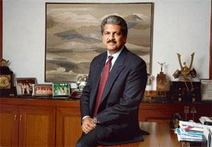 New vehicle: Anand Mahindra says the company's next vehicle, codenamed W201, will transform the perception that it makes great and enduring products but they are not aspirational products. Saanskrut K