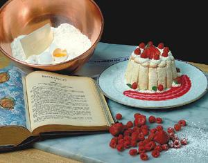 A new page: Recipe books have evolved from simple lists to coffee-table books. Thinkstock