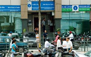 Close look: Typically, banks are inspected annually, but SBI undergoes the inspection once in two years. Madhu Kapparath/Mint
