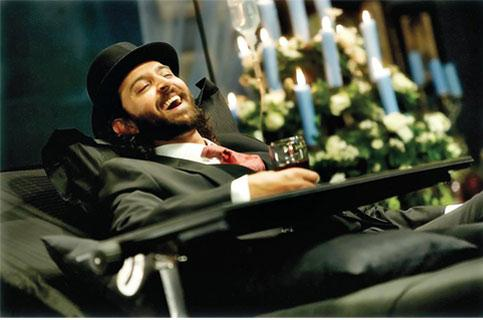 Roshan swaps agile moves for a wheelchair in Guzaarish
