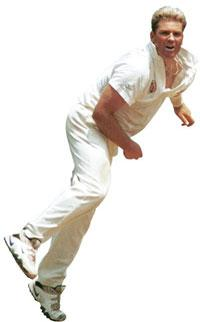 Shane Warne: The former Australian spinner is the highest wicket taker in the Ashes.