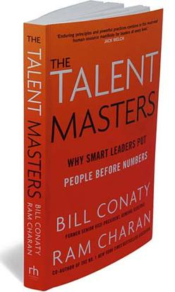 The Talent Masters: Bill Conaty and Ram Charan, Random House Business Books, 320 pages, Rs699.