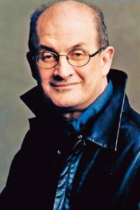 Uninspired? Salman Rushdie. Timothy Greenfield/Cape/Bloomberg