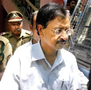 More trouble: A file photo of Satyam founder B. Ramalinga Raju.