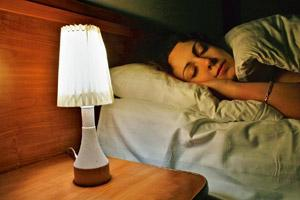 Sleep right: Don't scrimp on sleep if you want to stay in good shape.