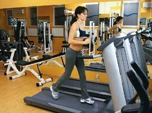 Holistic ways: Just hitting the gym won't ensure health.